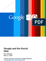 Google and the Social Web