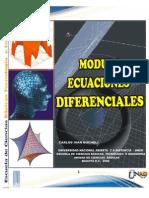 Ecuaciones Diferenciales(Modulo)