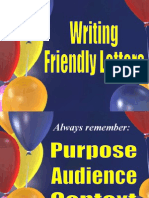 Fri 3 July -Writing Friendly Letter by Tee Li Peng (Coral Primary Sch)