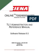009-2003-080 TL1 Manual