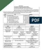 NRF 032 PEMEX 2012 Aviso de Aclaraciones