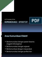 Kdk 2 - Dr. Laras (Komunikasi Efektif)