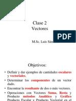 Clase 2 Fisica 2013-II