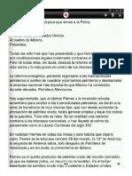 Carta abierta de Fernández Noroña a Peña Nieto en defensa del petróleo.