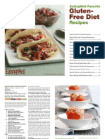 EatingWell GlutenFree Cookbook