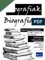 Biografiak-Biografías (web gida)