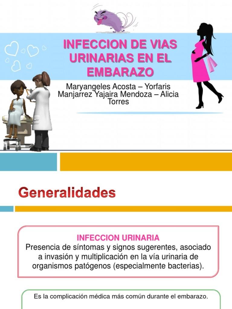 sintomas de infeccion de vias urinarias linear unit embarazadas