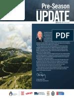 preseason update 2013-14