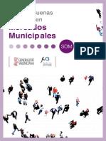 Buenas Prácticas en Mercados Municipales, Guía,Es.