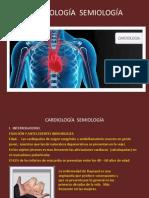 CARDIOLOGÍA-Semiologia