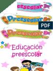 diapositivas preescolar