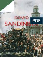 Ideario Sandinista - José Benito Escobar Pérez