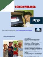 Reto Codigo Wasanga
