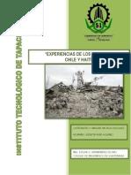 EXPERIENCIAS DE LOS SISMOS DE CHILE Y HAITÍ