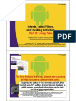 Android Intents 3