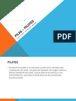 Pilas y Pilotes Santiago