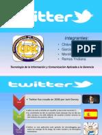 Twiteer Presentacion Def