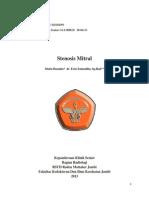 Mitral Stenosis _mutia Hasmita (G1A108021)