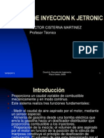 2- Sistema de Inyeccion K-jetronic
