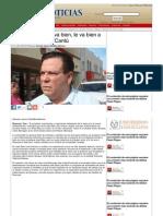 18-09-2013 'Si a Pepe Elías le va bien, le va bien a Reynosa' Serapio Cantú