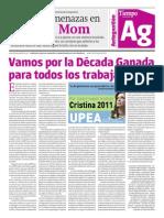 Autogestión N5 23/05/13   Tiempo Argentino