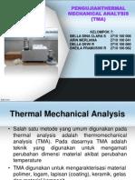 Thermal Mechanical Analysis