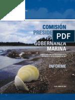 Informe Final Comision Gobernanza Marina