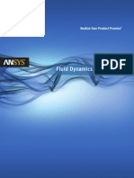ANSYS Fluid Dynamics Solutions