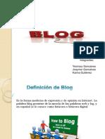 Presentacion Blog
