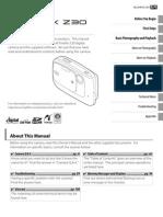 Finepix z30 Manual 01