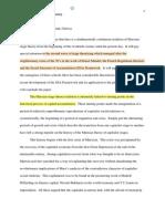 McDonough '11 Marx and Long Wave Theory