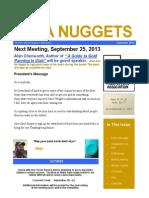 NUPA  Northern Utah Prospectors Newsletter
