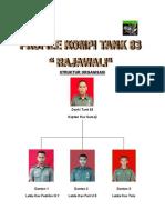 Profil Kompi Tank 83 Rajawali