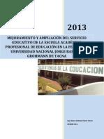 Pip Facultad de Educacion