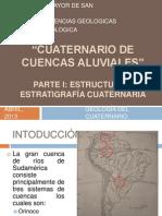 Cuaternario de Cuencas Aluviales