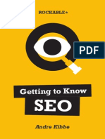 Getting to Know SEO