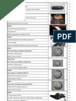 catálogo provisional accesorios derbi 19-06-2009