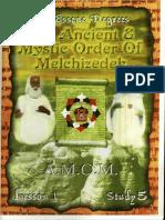 159651950 the Essene Degrees AMOM Lesson 1 Study 5