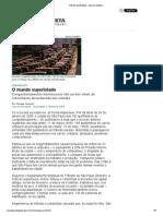 Planeta Sustentável - Imprimir Matéria