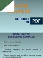 Manual de Delitos Sexuales