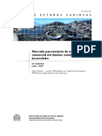 Pedro Abramo. 2003 Mercado para Imóveis de Uso Comercial em Favelas. Jacarezinho