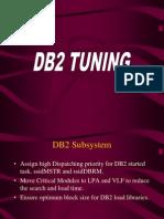 Db2 Tuning