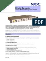 Hybrid Converter
