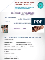 Proceso de Neonatologia