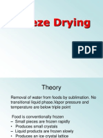 Freeze Drying | Freeze Drying | Freezing