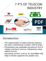 44048842-7-ps-of-telecom-industry-120106093739-phpapp02
