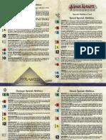 Mage Knight Dungeons - Pyramid SAC Jan 2003