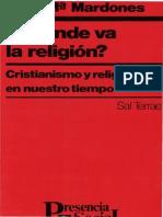 _Adonde Va La Religion_ - Mardones_ Jose Maria