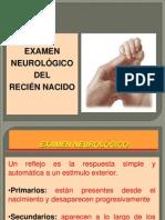 Examen Neurologico Del Recien Nacido