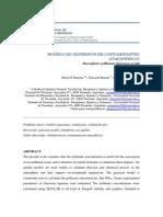 Modelo de Dispersion de Contaminantes